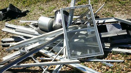 Free pick metal scraps aluminum recycling for Sale in North Port,  FL