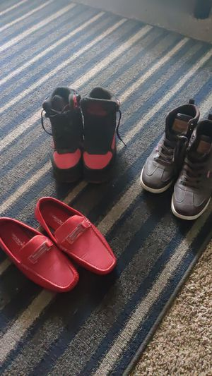 Men's shoes and sneakers size 9.5 for Sale in Las Vegas, NV