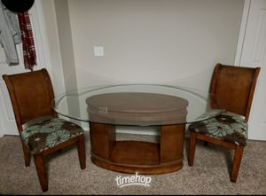 Dining table & chairs for Sale in Wheatland, CA