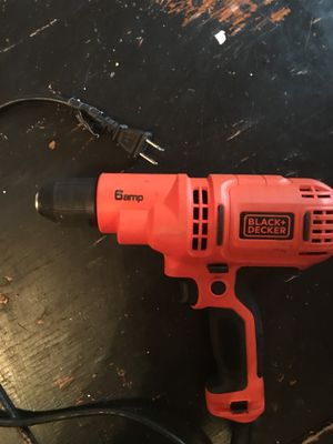 Black and Decker drill for Sale in Tyler, TX