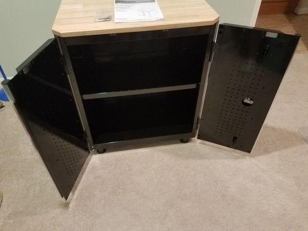 Husky 28-inch 2-Door Base Cabinet