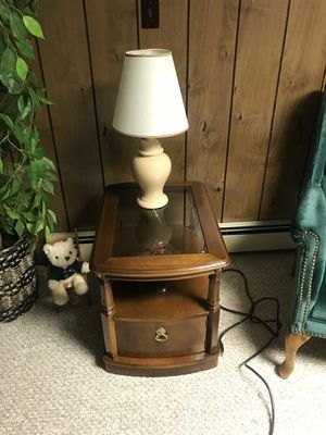 End table for Sale in Butte, MT