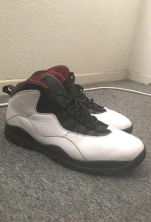 Jordan 10 Chicago 2012 for Sale in San Diego, CA