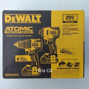 Dewalt Brushless 2-tool Combo Kit for Sale in City of Industry, CA