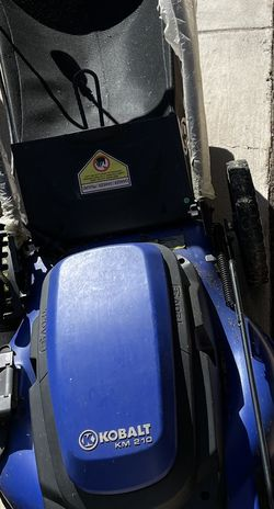 Kobalt Corded Electric Lawnmower for Sale in Manassas,  VA