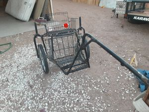 Home made bike trailer for Sale in Apache Junction, AZ