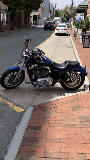 09 Harley Davidson sportser 1200 xl custom for Sale in Somerville, MA