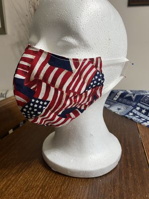 USA flag face mask for Sale in Santa Ana, CA