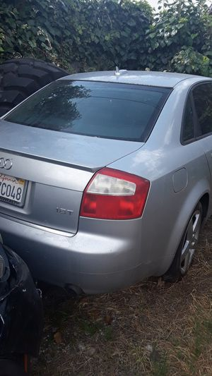 Parting out 2005 audi for Sale in Lynwood, CA
