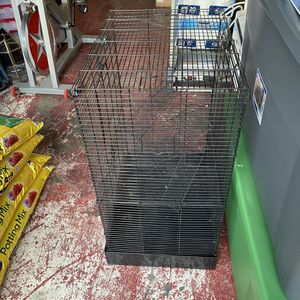 Animal Rodent Bunny Cage & Accessories for Sale in El Sobrante, CA