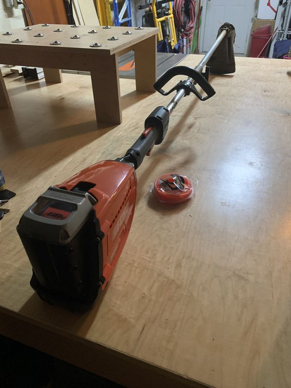 Echo 58v weed eater / string trimmer and blower