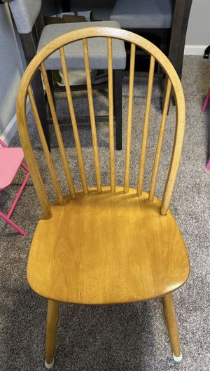 Wooden chair for Sale in San Leandro, CA