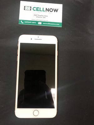 iPhone 8 Plus 64 GB At&t Cracked Back for Sale in Fresno, CA
