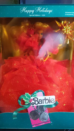 Holiday barbie doll for Sale in LOS RNCHS ABQ, NM