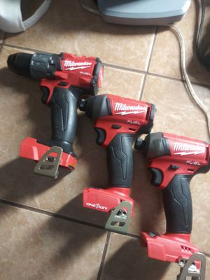 Drill two impacts surge and one key for Sale in Compton, CA