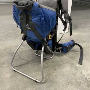 Deuter Child Carrier Backpack for Sale in Duvall, WA