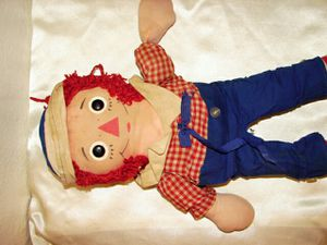 Old Raggedy Andy Doll for Sale in Phoenix, AZ