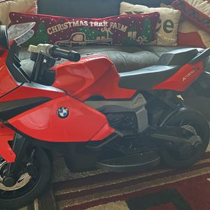 Kid BMW Ride On Bike for Sale in Redlands, CA
