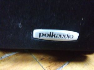 Polkaudio stand speakers for Sale in Chicago, IL