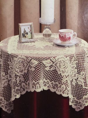 Free Lace Topper for Sale in Yorktown, VA