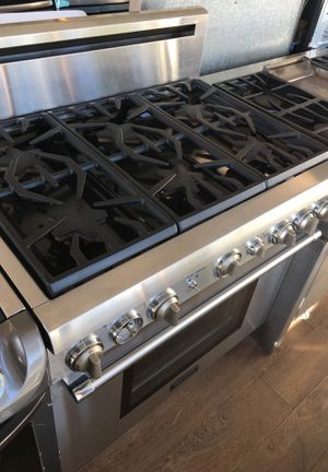 """Viking Professional 36"""" Range Stove for Sale in San Diego, CA"""