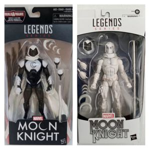 Marvel Legends Moon Knight with Vulture Build a Figure Piece & Exclusive Moon Knight Collectible Action Figure Toys for Sale in Chicago, IL