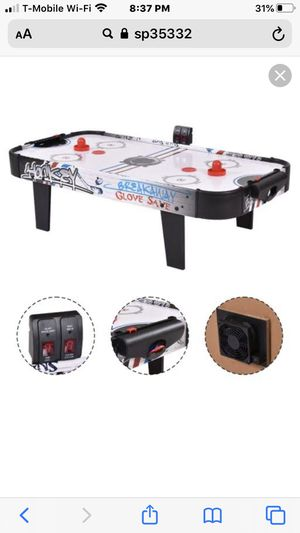"42"" air powered hockey table for Sale in Inglewood, CA"