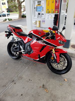 2017 Honda CBR 600RR for Sale in Woonsocket, RI