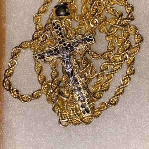 10k Gold Rope Chain for Sale in Avondale, AZ