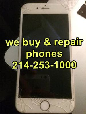 Iphone 6s plus screen for Sale in Dallas, TX
