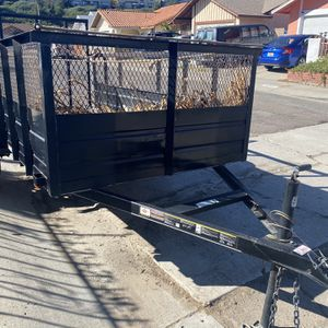 Utility Trailer- enclosed for Sale in San Diego, CA