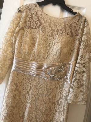 Special Occasion Gold Dress for Sale in Houston, TX