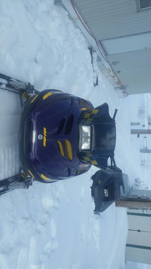 2000 Skidoo Formula S 380 for Sale in Tomahawk, WI