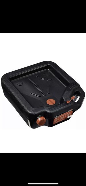 Oil Change Drain Container 16 Quart Large Pan Leakproof High Capacity Car Auto for Sale in Tacoma, WA