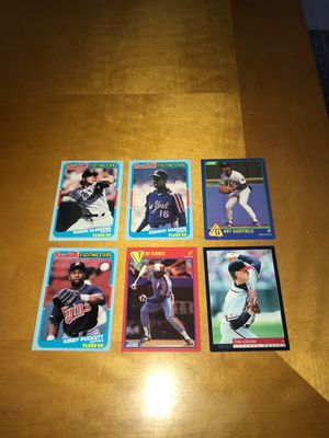 Hall of Famers Baseball Cards for Sale in Kissimmee, FL