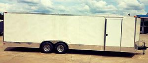 Enclosed trailer 2018.. 8.5' × 26' for Sale in NEW PRT RCHY, FL