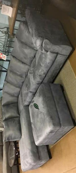 $39 Down Payment 《 Best OFFER》SPECIAL] Darcy Cobblestone LAF Sectional 689 for Sale in Jessup, MD