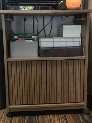Tv stand/desk/storage cabinet for Sale in Kent, WA