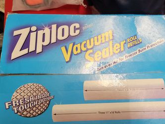 Ziploc Vacuum Sealer Rolls Refills for Sale in Hawthorne,  CA