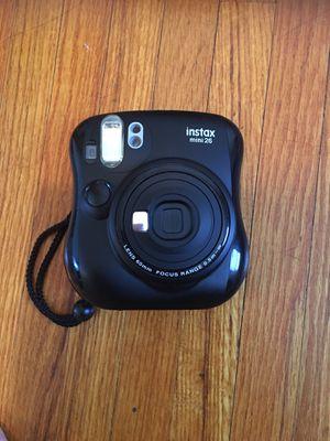 FujiFilm Instax Mini 26 (negotiable) for Sale in Buffalo, NY
