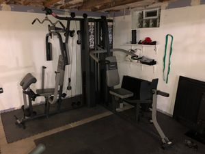 Marcy Platinum home gym for Sale in Freedom, PA