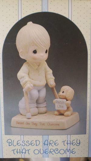 """PRECIOUS MOMENTS """"Blessed Are They That Overcome"""",1987 for Sale in Sunrise Manor, NV"""