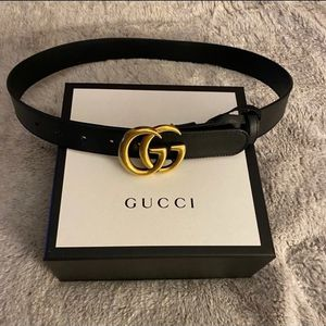 Thin Double G Gucci Belt Buckle Size 100/40 for Sale in Brooklyn, NY