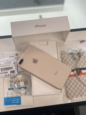 iPhone 8+ unlocked (last one) for Sale in Fontana, CA
