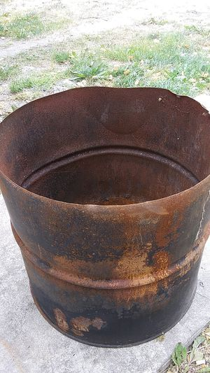 Rustic planter or fire pit for Sale in Wasilla, AK