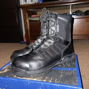 Tactical Sport Safety Steel Toe Boots for Sale in Perris, CA