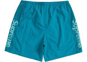 Supreme Mesh Panel Short Teal SS20 size L for Sale in Seattle, WA