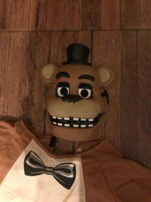 Five nights of Freddy's costume for Sale in Johnstown, OH