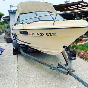 1980 Seascape 17ft boat for Sale in Pinole, CA