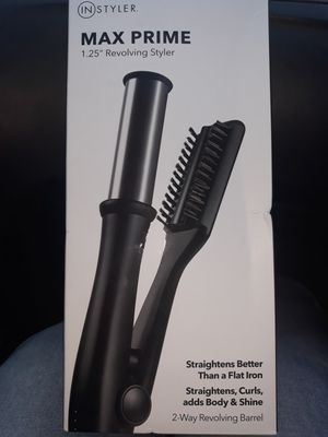 In Styler Max Prime Blowout Straightener for Sale in Tacoma, WA